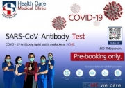 Covid 19 testing availability at HCMC & HCMC COVID-19 Antibody testing fact sheet: